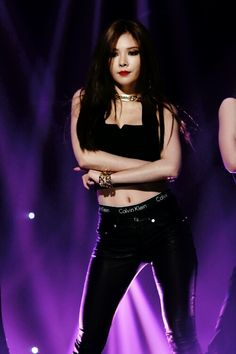 #hyuna #4minute #queen #crazy #dance #sexy #black