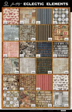 WESTMINSTER FIBERS INC TO INTRODUCE COATS BRAND OF FABRICS AT PORTLAND QUILT MARKET: Tim Holtz Eclectic Elements 100% Cotton Fabric to be Premier Collection
