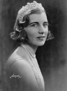 carolathhabsburg:  Princess Ingrid of Sweden, later Queen of Denmark, 1920s