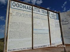Oodnadatta Track, South Australia