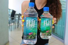 The Surprising Discovery Of What Is Really Inside A Fiji Bottle Of Water, Manufacturers of bottled water inevitably market their products as being more heal Flooded House, I Need Vitamin Sea, Tumblr Quality, Tumblr Food, Fiji Water Bottle, Bottled Water, Just Girly Things, Water Damage, I School
