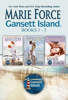 Gansett Island: Books 1–3 by Marie Force