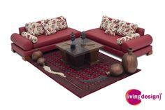 Sofá Oriental by Living Design  http://www.ldsillones.com.ar/#/productos/sofas/oriental/