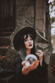 Gothic Photography, Halloween Photography, Portrait Photography Poses, Conceptual Photography, Senior Portraits, Witch Photos, Halloween Photos, Look At This Photograph, Witch Coven