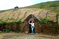 Viking areas in Iceland - Eiríksstaðir | Guide to Iceland