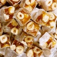 Turkish Delight - Lokum Recipe - Alternate version Add rose water