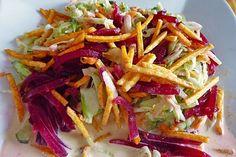 Präsidenten - Salat, ein raffiniertes Rezept aus der Kategorie Gemüse. Bewertungen: 49. Durchschnitt: Ø 4,2.