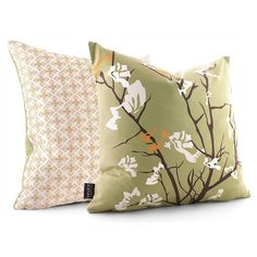 Inhabit Rhythm Ailanthus Suede Throw Pillow & Reviews | Wayfair