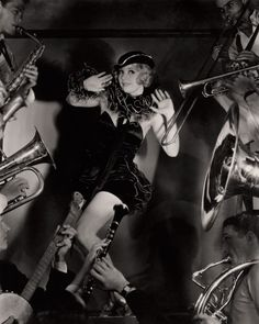 Warner Brothers ingénue Alice White embodies the roaring good times of the Prohibition era.
