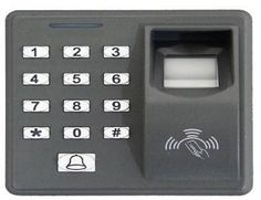 Bluefield Standalone Access Control Thumb or PIN / 500 card capacity, price, review and buy in Dubai, Abu Dhabi and rest of United Arab Emirates | Souq.com