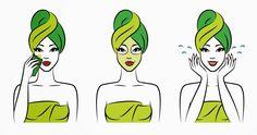Aujourd'hui, je dis adieu à mes points noirs ! • DIY Masque naturel (et très efficace! )•