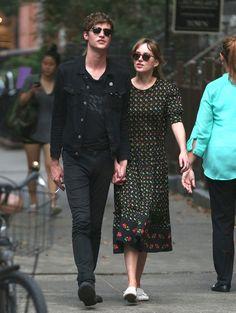 Pin for Later: Forget Jamie Dornan, Meet Dakota Johnson's Real Christian Grey