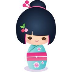 kokeshi dolls - Google Search