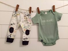 Made of the softest USA certified organic knit cotton, printed with eco-friendly textile ink.
