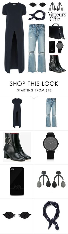 """Unbenannt #1128"" by fashionlandscape ❤ liked on Polyvore featuring Brunello Cucinelli, moussy, Dorateymur, Larsson & Jennings and J.Crew"