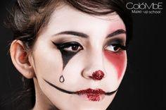 Maquillaje social por alumna Julia Espejoa-Curso Maquillaje Profesional.