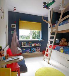 Детская комната для двух мальчиков - 40 фото, идеи и советы