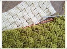 Crochet chart by Knitting Designs, Knitting Patterns, Crochet Patterns, Crochet Coat, Crochet Baby, Tunisian Crochet, Crochet Stitches, How To Purl Knit, Crochet Videos