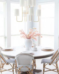 Shop the Riviera Side Chair and browse the rest of our Chairs at Serena and Lily. White Dining Chairs, Dining Room Table, Table And Chairs, Side Chairs, Dining Nook, Dining Sets, Accent Chairs, Hans Wegner, Plywood Furniture
