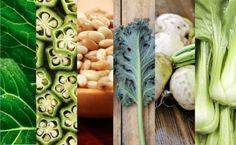 6 Calcium Rich Plant Foods