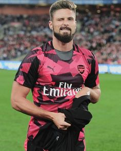Olivier Giroud - what was I doing again?