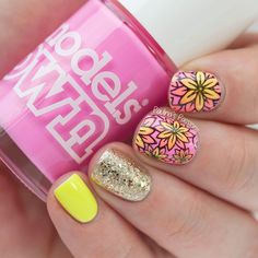 Bundel Monster Polynesia Collection Stamping Nail Art