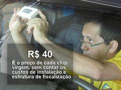 Exigência de chip em veículos começa a valer daqui a 2 meses mas Detrans pedem adiamento +http://brml.co/1KAZCxZ