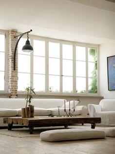 Loft luxueux à la place d'une ancienne imprimerie | Décoration maison, meubles maison jardin et design intérieur sur Artdco.net