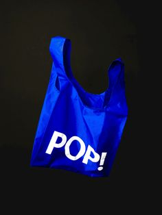 Graphic identity and bag design by New York based Collins for annual  conference PopTech Visual Identity 3f61720892f