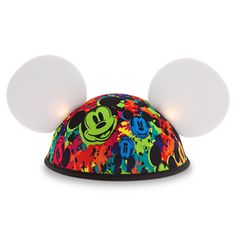 Glow With the Show Ear Hat- his light-up Mickey Mouse Ear Hat was made for you and me. New technology lets you ''glow with the show'' at select Disney Parks nighttime spectaculars including Fantasmic!, World of Color, and Wishes!
