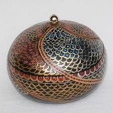 Gourd art by Gita Landwehr