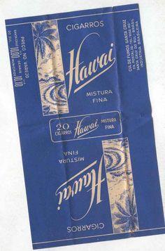 Vintage Packaging: Brazilian CigaretteLabels - The Dieline - The #1 Package Design Website -