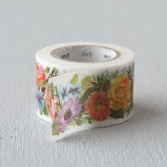 Terrain Spring Garden Tape #shopterrain #giftwrap