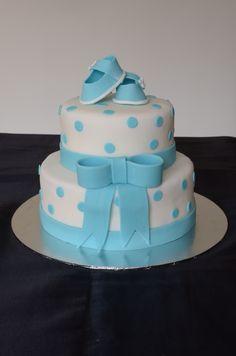 Baby shower Cake for boy