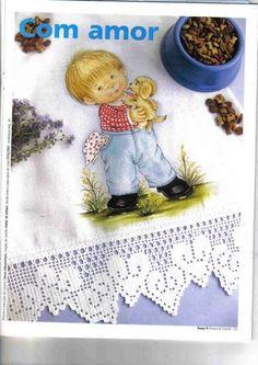 PInturas em Tecido - revistas - Sheila Artesanatos Manuais - Álbuns da web do Picasa
