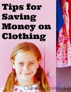 How to Save Money on Clothing for the Family