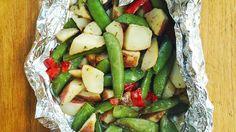 Garden Vegetable Medley Foil-Pack