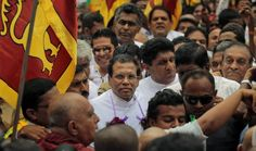 Sri Lanka's 'rainbow revolution'