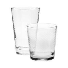 Vasos Agua Panal Óptico | ZARA HOME España