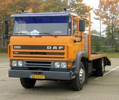 DAF-2100 TURBO (4X2) - plataforma tow