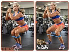 Posterior Power Program - Get strong, shapely glutes. Great site for workouts