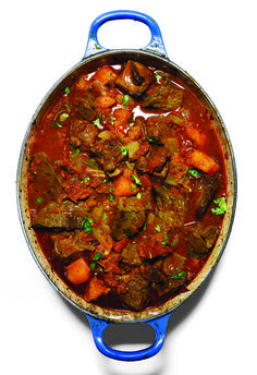 Deer Recipe: How to Cook Venison Pumpkin Curry from Field & Stream Deer Recipes, Wild Game Recipes, How To Cook Venison, Pumpkin Curry, Deer Meat, Venison Recipes, Venison Meals, Good Food, Yummy Food