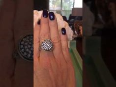 Premier Designs Jewelry- by Julie Tussey. Second Act Ring  - YouTube
