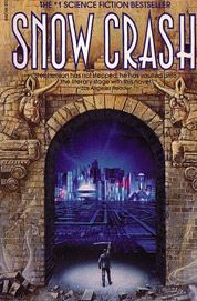 Snow Crash by Neil Stephenson – Buzzfeed and 4chan seem like the pinnacle of digital schizophrenia, but Stephenson thinks we're just getting started. Even if those the dreams of VR and Power Gloves promised by the 80s were a few decades too early.