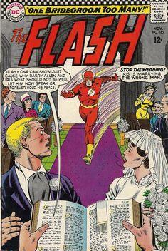 Flash 165 Comic Cover hi-res