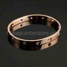 Cartier Love Bangle Replica For Ladies