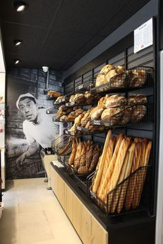 Bakery Shop Interior, Bakery Shop Design, Coffee Shop Interior Design, Coffee Shop Design, Cafe Design, Patisserie Design, Bakery Store, Bakery Cafe, Cafe Restaurant