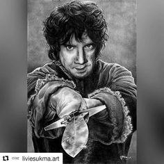 Bilbo baggins. . . .  #thehobbit #bilbo #baggins #hobbit #lordoftherings #Draw #Drawing #Art #Fanart #Artist #Illustration #Design #sketch #doodle #tattoo #Arthelp #Anime #Manga #Otaku #Gamer #Nerdy #Nerd #Comic #Geek #Geeky . . Geek drawings gallery.  Use #ArtForGeeks for a chance to be featured  Artist credit