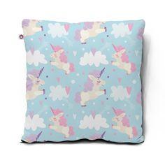 Almofada Cute unicorns