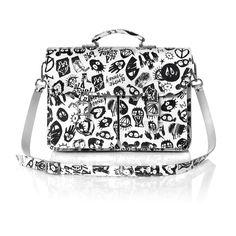 Deze mini collectie is door fashion designer Bas Kosters ontworpen en is in de maten XSmall, Medium en XLarge.